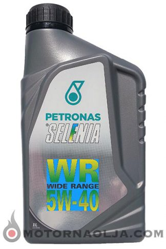 Petronas Selenia WR Wide Range 5W-40