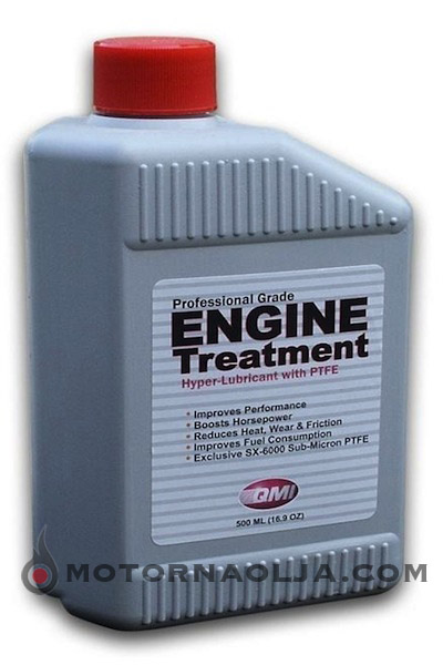 QMI Engine Treatment