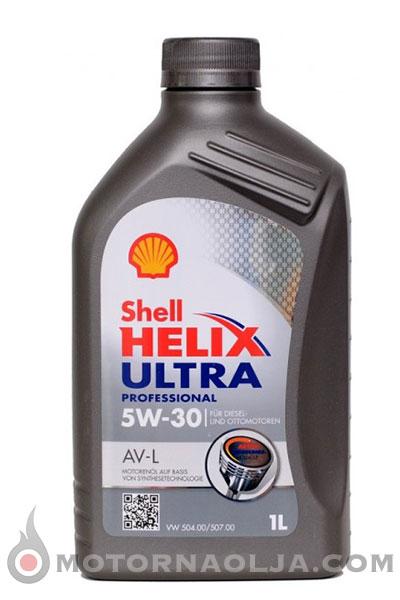 Shell Helix Ultra Professional AV-L 5W-30