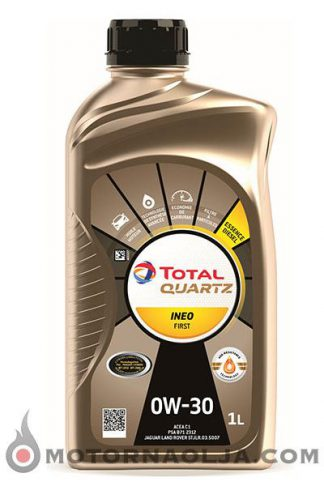 Total Quartz Ineo First 0W-30